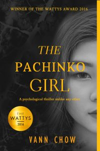 The Pachinko Girl by Vann Chow